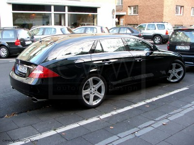 Cls station for Mercedes benz e500 station wagon