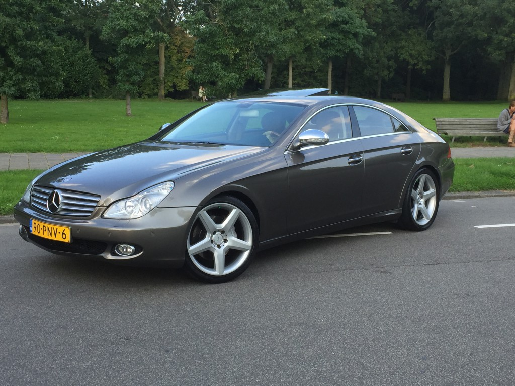 mercedes cls 350 2005 149000km te koop. Black Bedroom Furniture Sets. Home Design Ideas