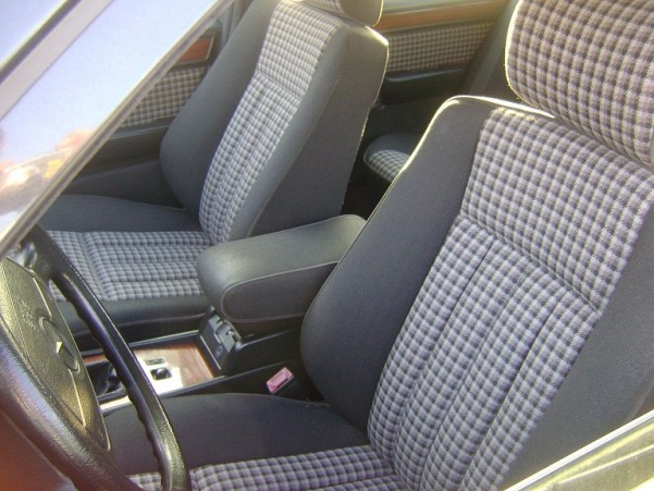 Te koop karo sport interieur for Interieur mercedes 190d