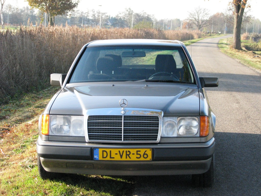 W124 mercedes 250d 1992 pagina 4 for Bob ross mercedes benz