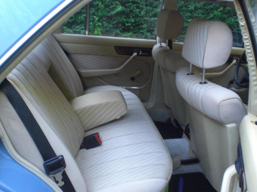 W126 280S bj.1980 complete interieur te koop - MercedesForum.nl/be
