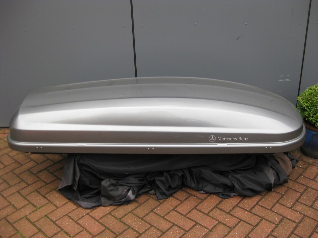 Mercedes Dakkoffer Xl 450 Ltr Origineel Mb Mercedesforum Nl Be