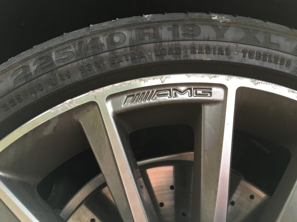 Stoeprandschade Wegwerken Mercedesforumnlbe