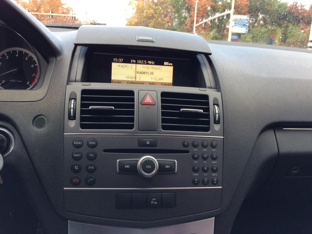 Welp Origineel Mercedes Audio 50 APS (W204) - MercedesForum.nl/be SU-05
