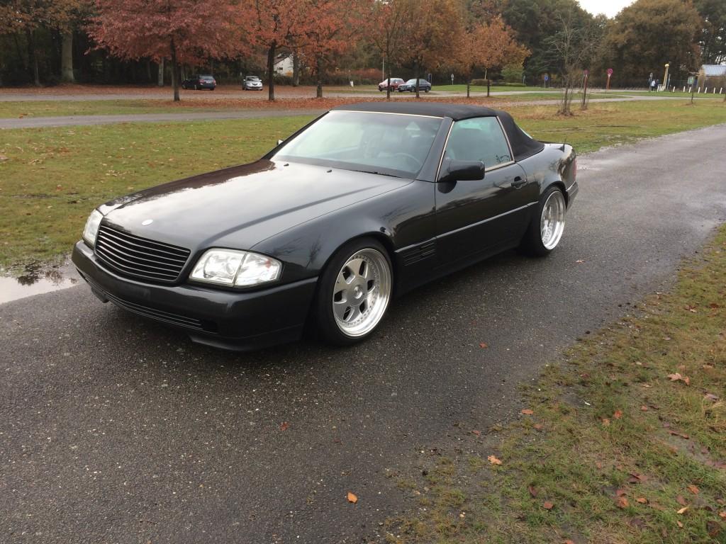 Te Koop Mercedes Benz R129 Sl 300 24v Oldtimer