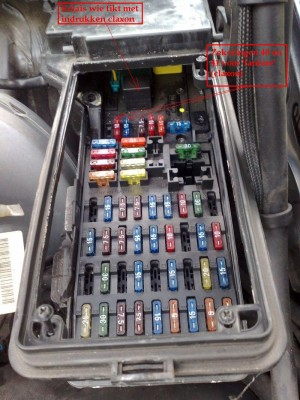 File on Mercedes Fuel Pump Relay