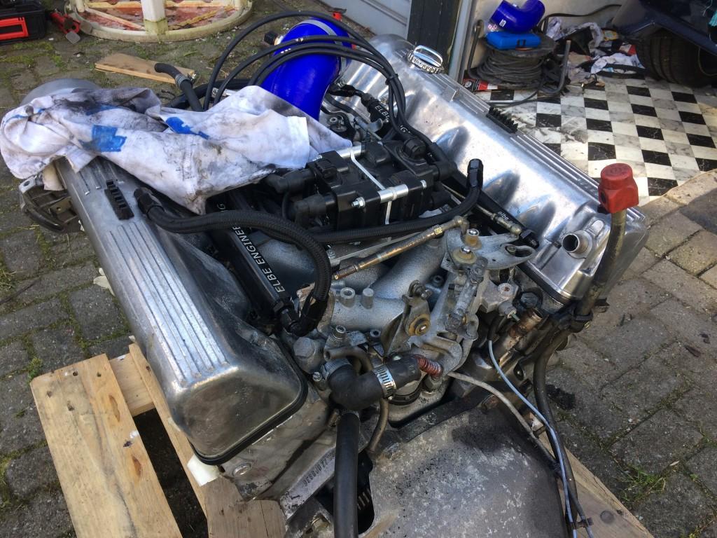 M117 500 265 Pk Motor En Versterkte Bak Be Mercedes Benz Engine