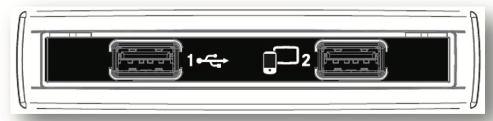 W176 A180 (2016) Smarthphone integratie en audio 20 - MercedesForum