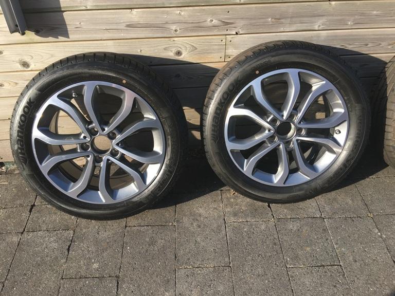 Advies Velgenbanden W205 Mercedesforumnlbe