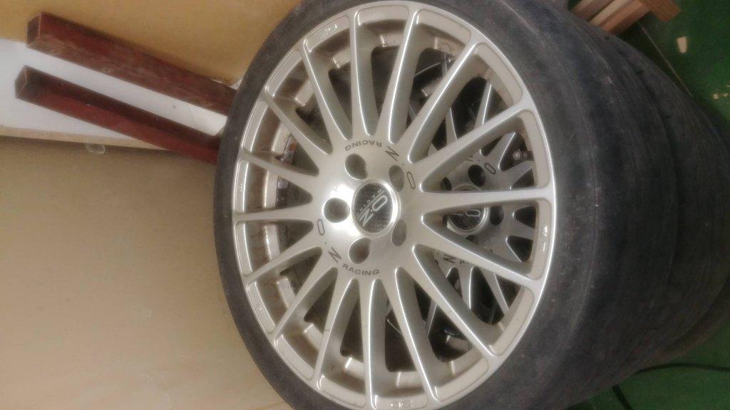Oz Velgen 18 Inch Oa C Klasse W203 Mercedesforumnlbe