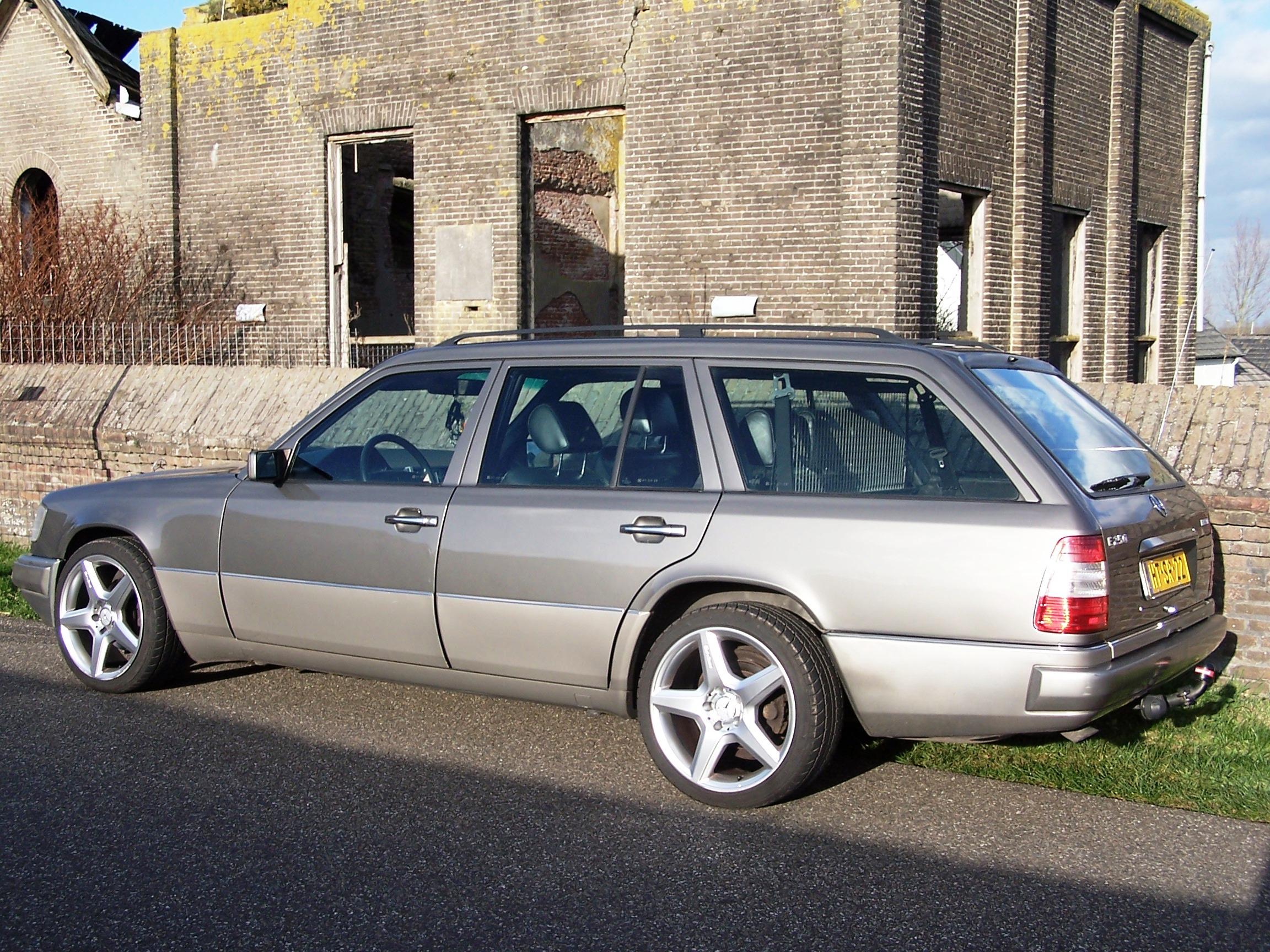 W124 Kombi Welke Velgen Mercedesforumnlbe