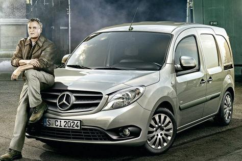 Rijden Met De Mercedes Benz Citan Mercedesforum Nl Be